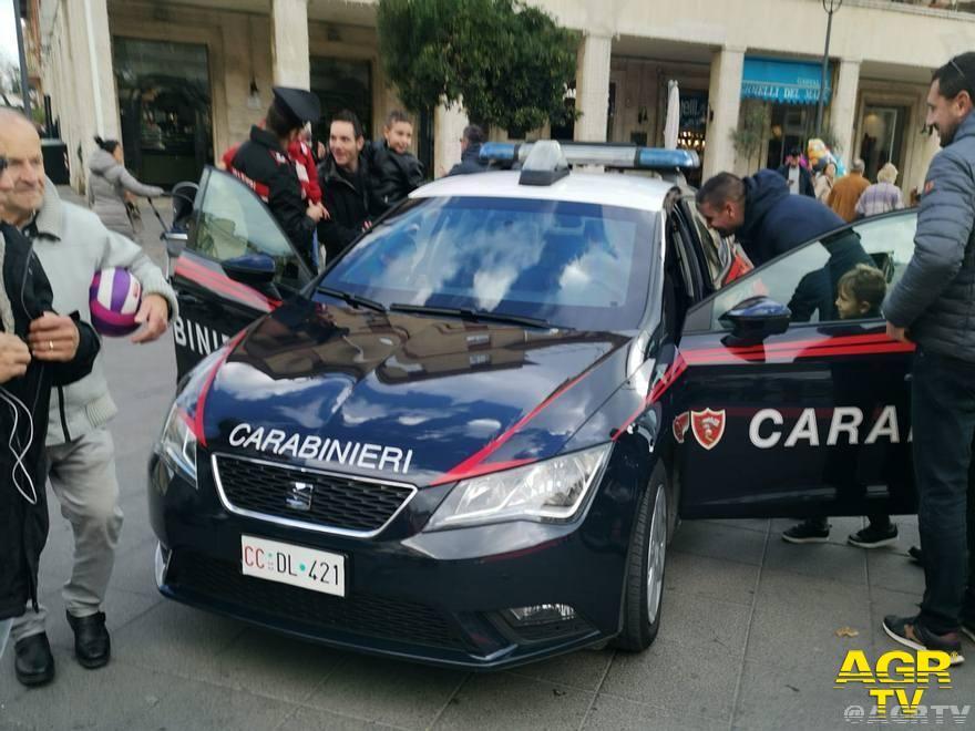 Ostia, la domenica della legalità...con i carabinieri