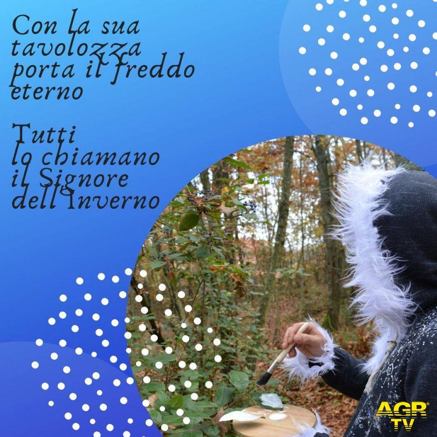 Vitorchiano, spettacolo di Natale nel bosco