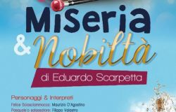 Miseria e Nobiltà, in scena al Manfredi dal 26 dicembre