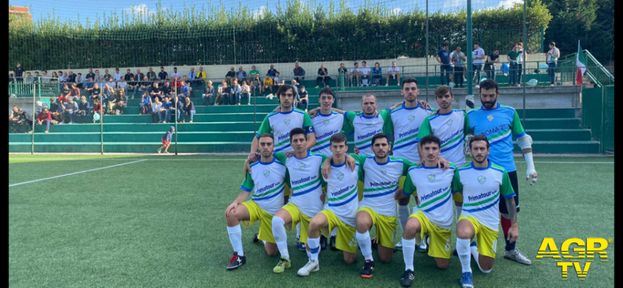 Futsal Torrino travolge la ...capolista Cortina