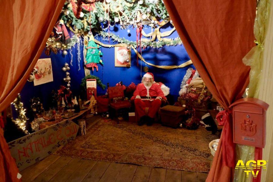 Roma, all' Ice Park inizia la festa di Natale