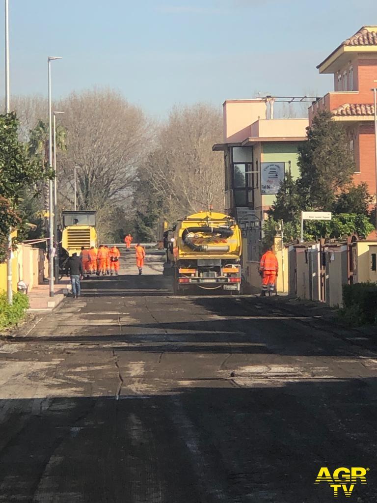 Fiumicino, al via nuovi lavori pubblici