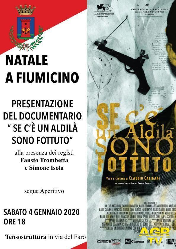 Fiumicino, documentario sul regista Claudio Caligari