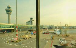 Fiumicino, nuovo asfalto al grafene per i voli intercontinentali