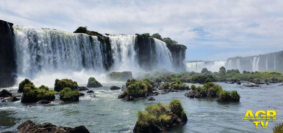 Cascate Foz de Iguazu