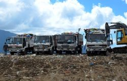 Malagrotta, torna l'incubo rifiuti, in migliaia in piazza