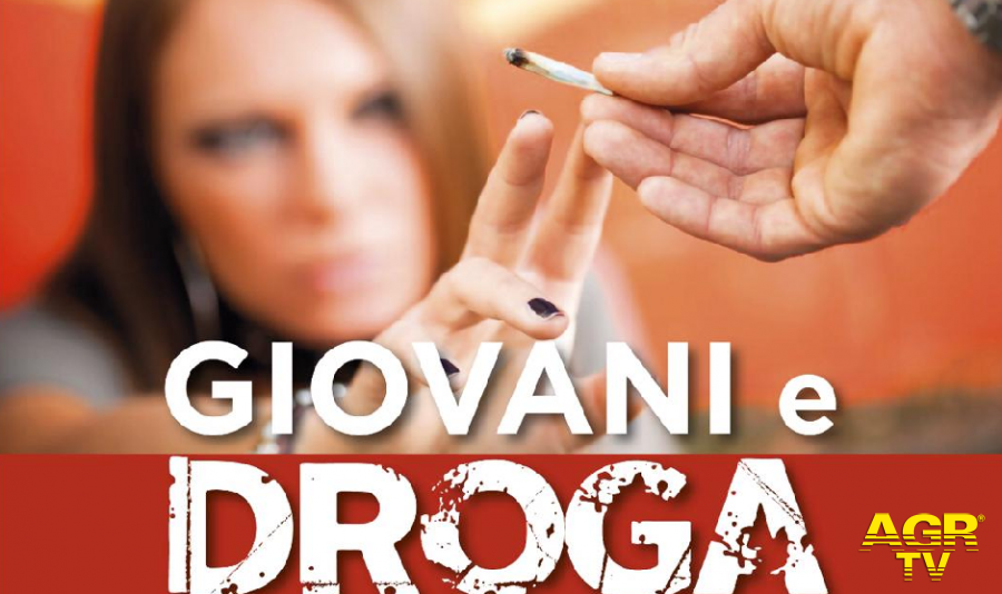 """Giovani e droga: giornata di prevenzione e sensibilizzazione all'Auditorium Scuola Superiore """"Federico II"""