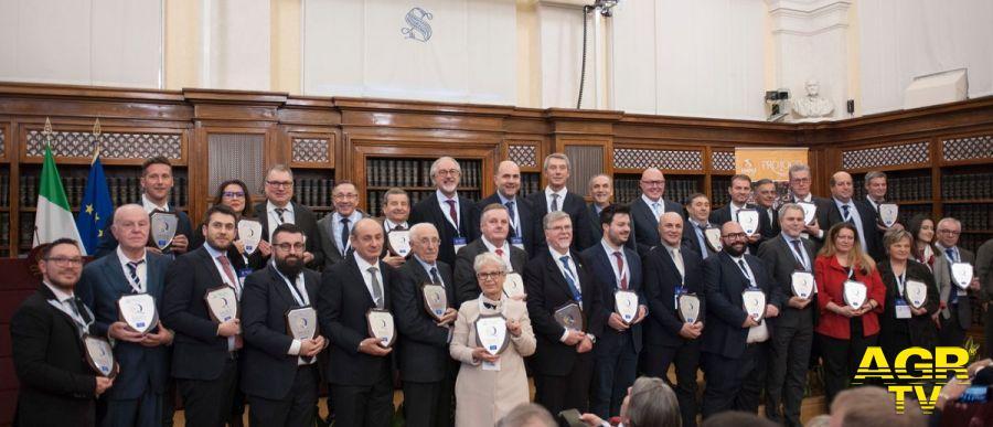 I Presidenti delle Pro Loco Premiate