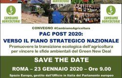 Roma, Convegno sulla Politica Agricola comune