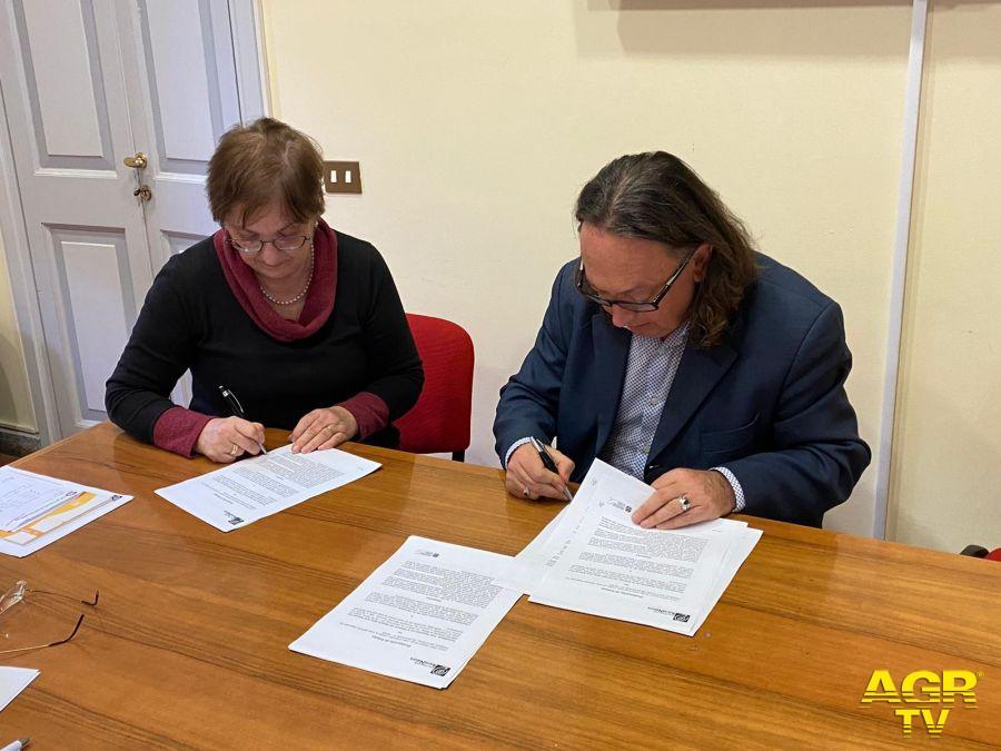 Firmato protocollo tra l'Ente Parco e l'Associazione Uniti per la Cervelletta