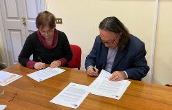 Firmato un nuovo protocollo tra l'Ente Parco e l'Associazione Uniti per la Cervelletta