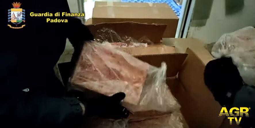 Sequestro carni suine