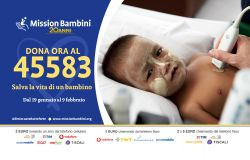 Italia in prima linea per salvare i bambini cardiopatici
