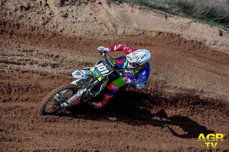 Mattia Guadagnini quarto nella classe MX2