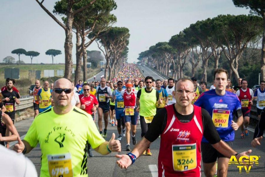 La maratonina Roma-Ostia si correrà il 17 ottobre