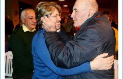 Il Giorno della Memoria, Sami Modiano con la Presidente del X Municipio Giuliana Di Pillo