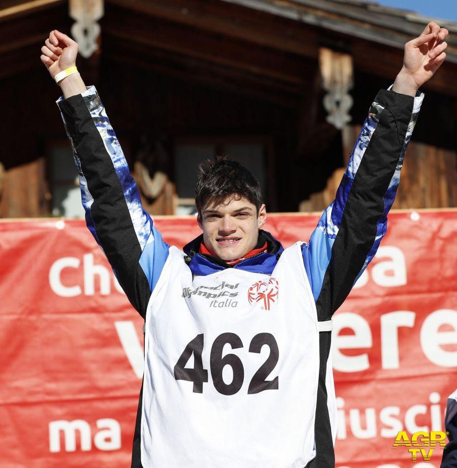 XXXI Giochi nazionali invernali Special Olympics, il momento dello sci