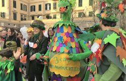 Ostia, il Carnevale anche se in tono ridotto si festeggia, il tema di quest'anno sarà: storia e preistoria