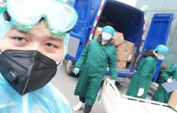 Coronavirus: Save the Children consegna 36 mila mascherine agli operatori sanitari di Wuhan