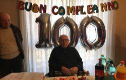 Auguri per i 100 anni!