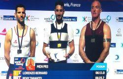 Mondiali indoor Rowing, otto medaglie per gli azzurri