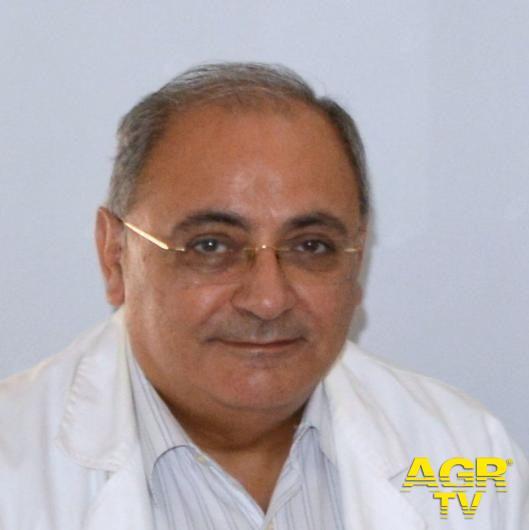 dottor Giuseppe Moschella, infettivologo