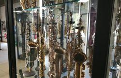 Maccarese, il museo del Saxofano è online