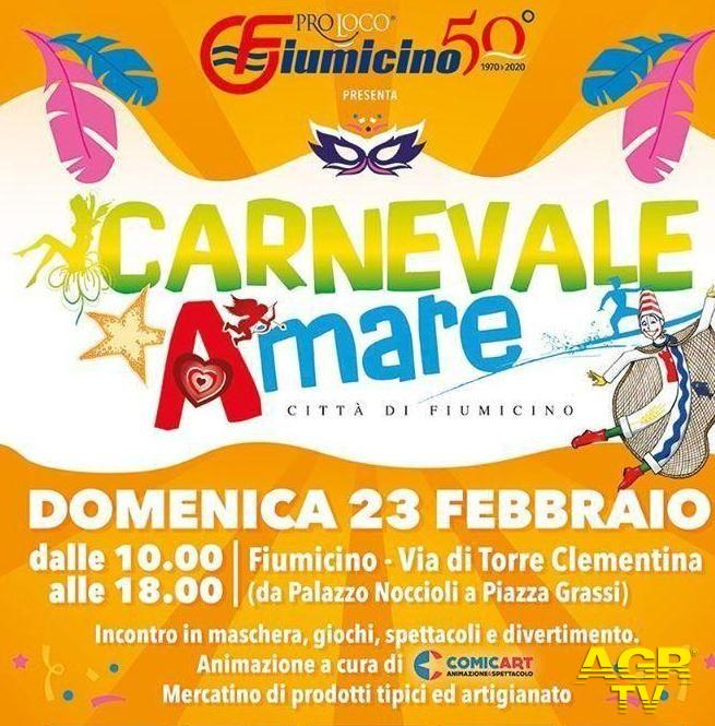 weekend all'insegna del Carnevale