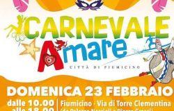 Carnevale, Fiumicino si maschera....