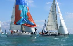 Vela, week end di regate a Fiumicino