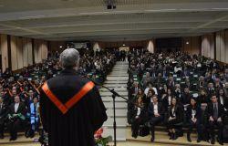 Universita' Europea di Roma: Cerimonia di inaugurazione del nuovo anno Accademico 2019/2020