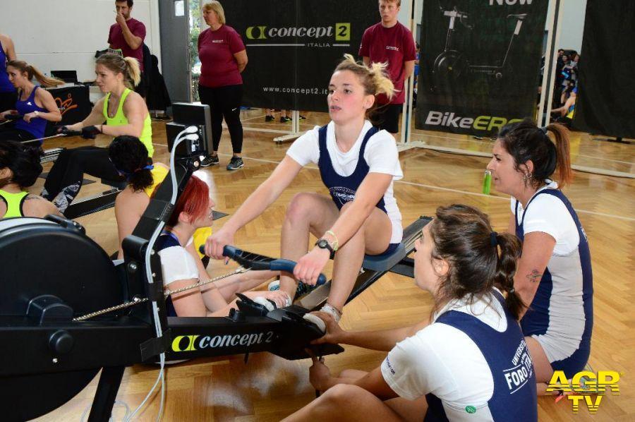 campionato open indoor rowing