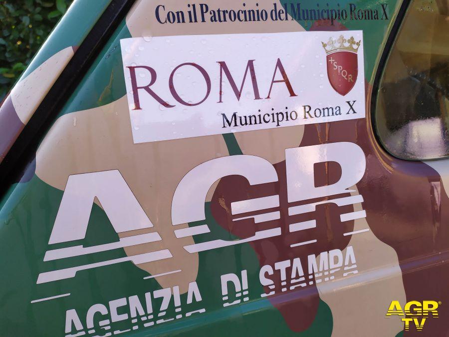 Il Patrocinio del Comune di Roma e la Pro Loco di Ostia  Mare di Roma da oggi a sostegno del Pandaraid 2020 del Team xxx Zero