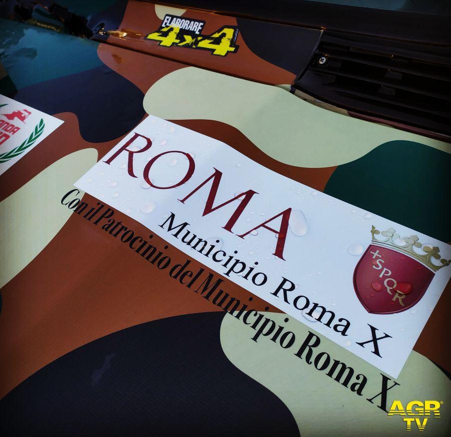 Il Comune di Roma X Municipio ed il Team xxx Zero insieme per il Sud del Marocco