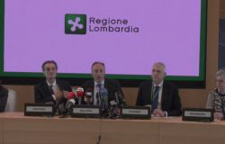 Coronavirus, Presidente Fontana: Nelle notte saliti a 89 i casi, ringrazio i Lombardi per il grandissimo senso civico