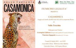 Ostia, Nello Trocchia: Casamonica, presenta il libro: Federica Angeli
