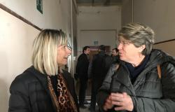 X Municipio lavori ripristino aule scuole Calderini Tuccimei e Giovanni Paolo II. Soffitti crollati