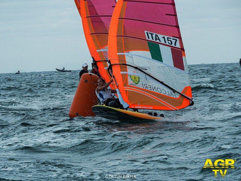 windsurf maggetti passaggio alla boa