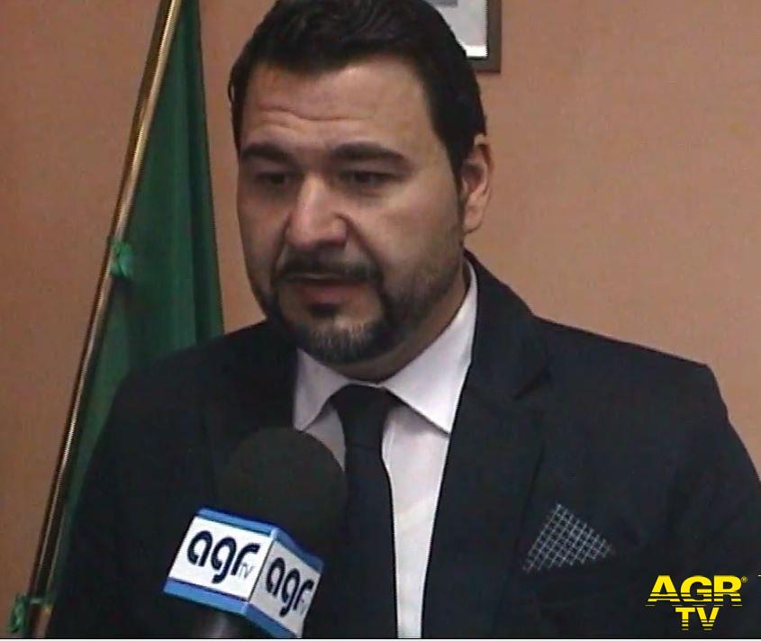 Ieva Alessandro - Assessore Ambiente e Sicurezza X Municipio
