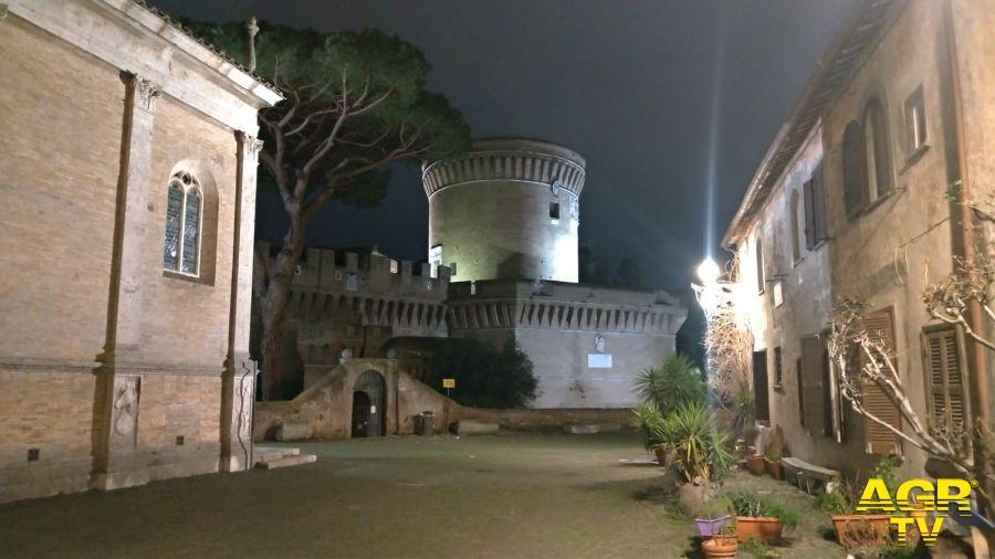 Borgo di Ostia Anica - Castello Giulio II