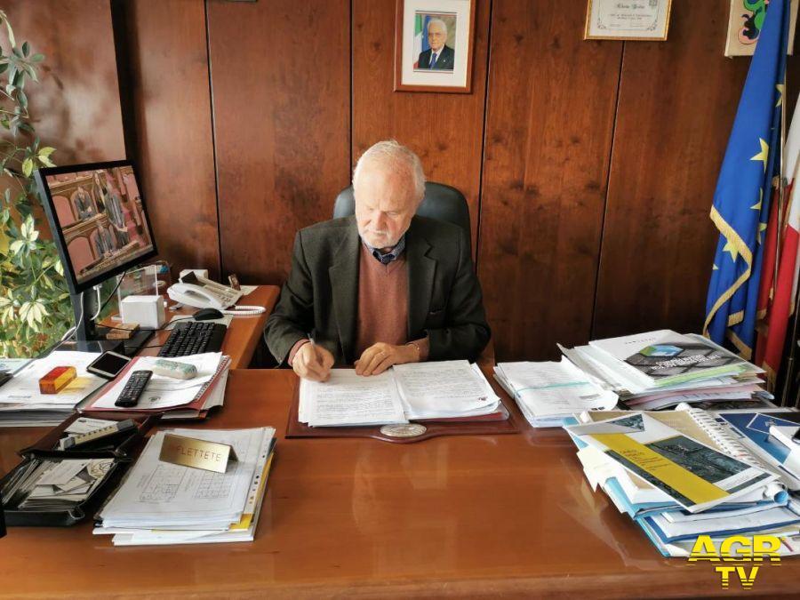 Montino scrive lettera