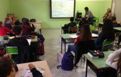 Fiumicino, partenza in salita per la scuola, ma....basta propaganda sulle spalle dei bambini