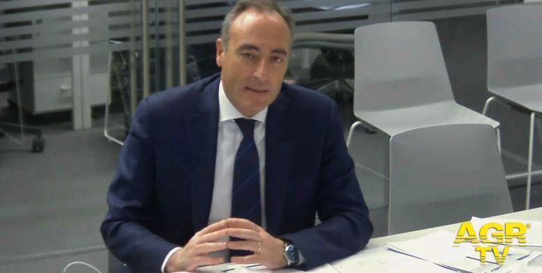 Giulio Gallera, assessore al Welfare della Regione Lombardia