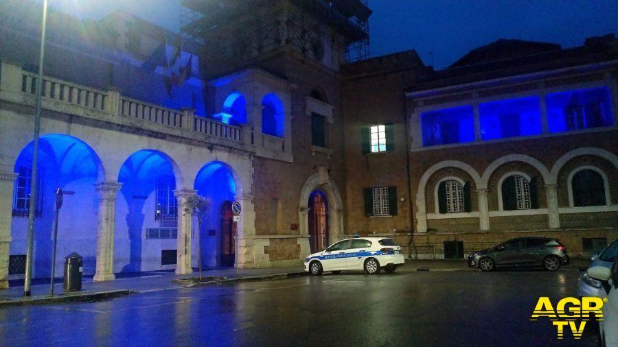 Municipio X, ritrovato il corpo senza vita di un clochard sotto i portici del palazzo del Governatorato