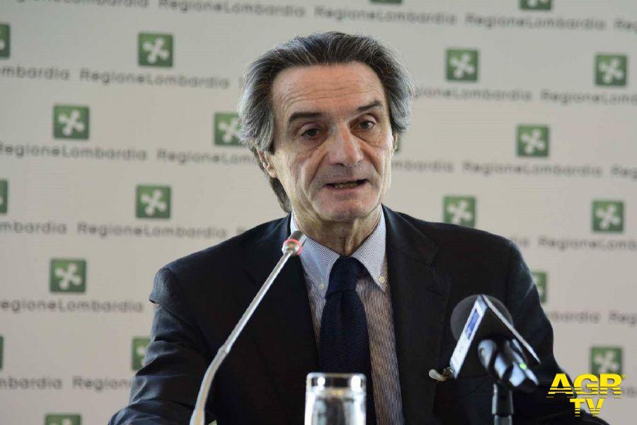 Attilio Fontana - Presidente Regione Lombardia