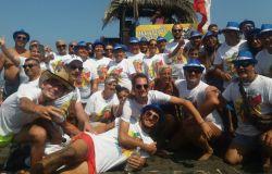 feste e giochi in spiaggia