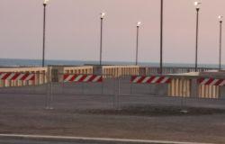 Ostia&Fiumicino, spiagge sorvegliate speciali, ma il maltempo allenta la tensione
