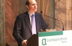 Confagricoltura, Massimiliano Giansanti, l'impegno per la sostenibilita' e il sociale
