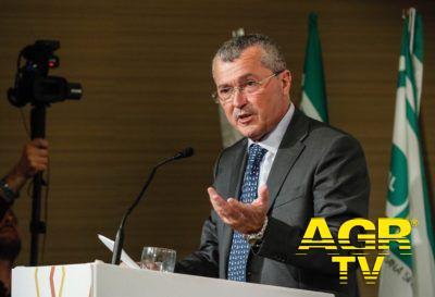 Davide Guarini, segretario generale della Fisascat Cisl