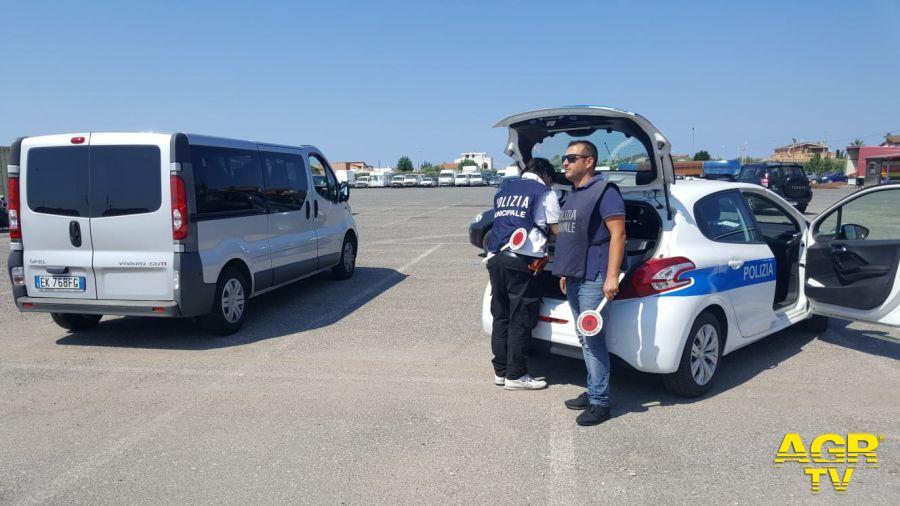 Fiumicino, preso NCC in aeroporto con licenza rilasciata in un comune pugliese